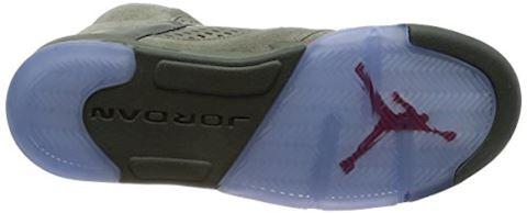 Nike Air Jordan 5 Retro Older Kids' Shoe - Grey Image 3