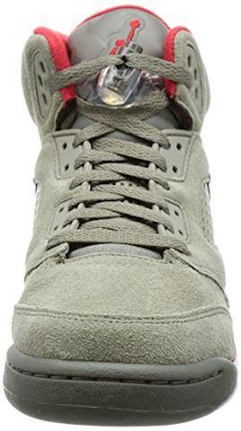 Nike Air Jordan 5 Retro Older Kids' Shoe - Grey Image 4