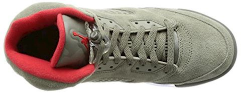 Nike Air Jordan 5 Retro Older Kids' Shoe - Grey Image 6