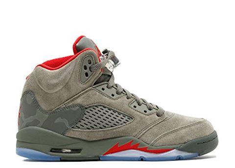 Nike Air Jordan 5 Retro Older Kids' Shoe - Grey Image 8