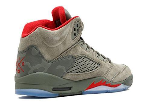 Nike Air Jordan 5 Retro Older Kids' Shoe - Grey Image 9