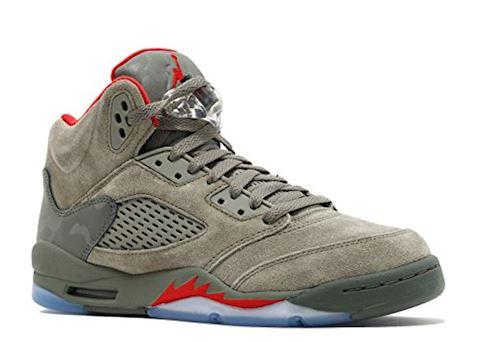 Nike Air Jordan 5 Retro Older Kids' Shoe - Grey Image 10