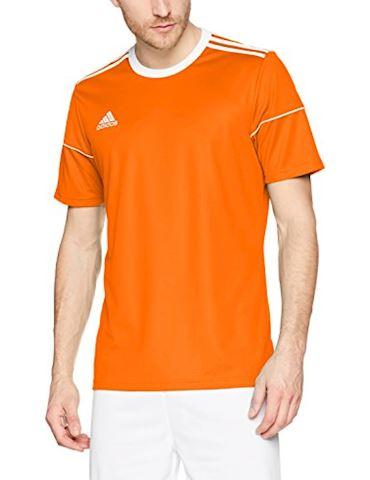 adidas Squadra 17 SS Jersey Orange White Image 2