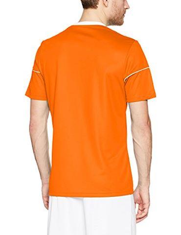 adidas Squadra 17 SS Jersey Orange White Image 3