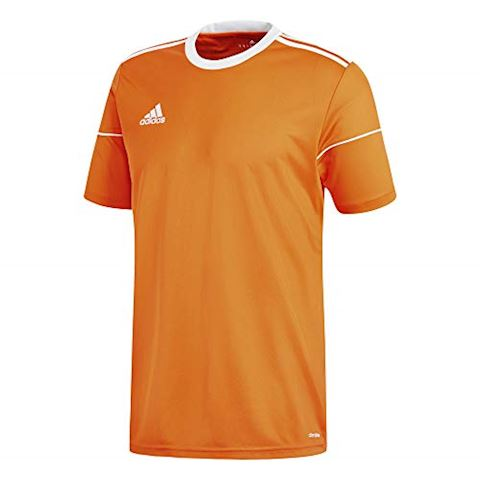 adidas Squadra 17 SS Jersey Orange White Image 4