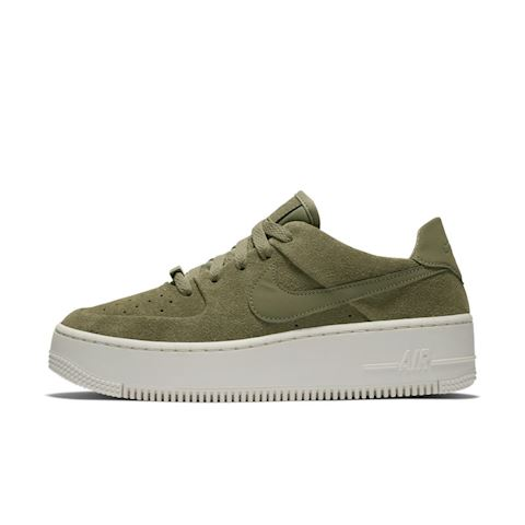 Nike Air Force 1 Sage Low Women's Shoe - Olive Image