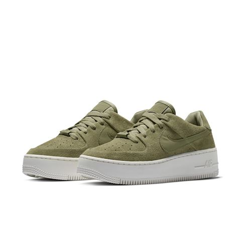 Nike Air Force 1 Sage Low Women's Shoe - Olive Image 2
