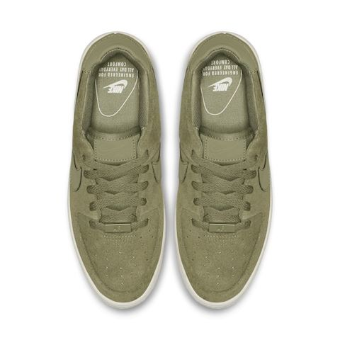 Nike Air Force 1 Sage Low Women's Shoe - Olive Image 4