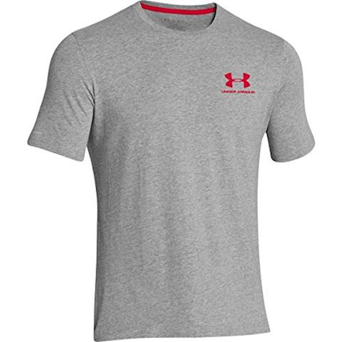 Under Armour Men's UA Sportstyle Left Chest Logo T-Shirt Image