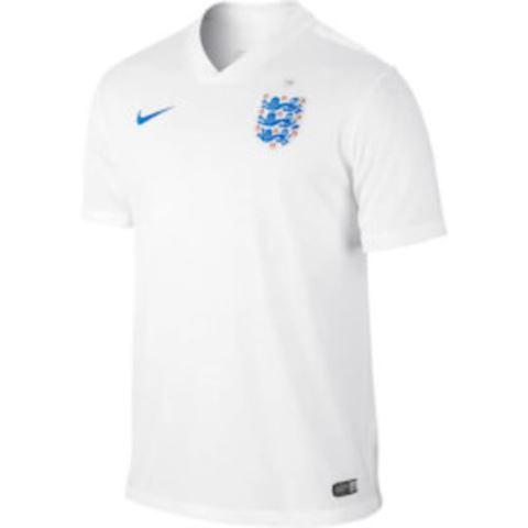 Nike England Kids SS Home Shirt 2014 Image