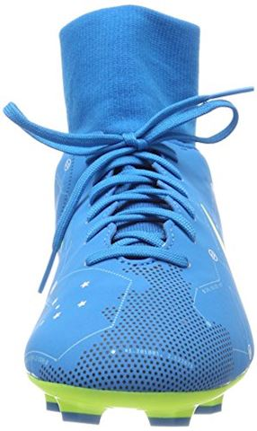Nike Jr. Mercurial Victory VI Dynamic Fit Neymar Older Kids'Firm-Ground Football Boot - Blue Orbit Image 11