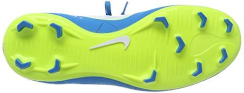 Nike Jr. Mercurial Victory VI Dynamic Fit Neymar Older Kids'Firm-Ground Football Boot - Blue Orbit Image 3