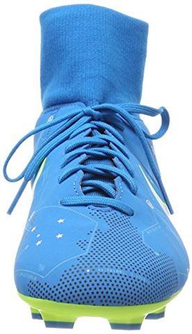 Nike Jr. Mercurial Victory VI Dynamic Fit Neymar Older Kids'Firm-Ground Football Boot - Blue Orbit Image 4