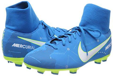 Nike Jr. Mercurial Victory VI Dynamic Fit Neymar Older Kids'Firm-Ground Football Boot - Blue Orbit Image 5