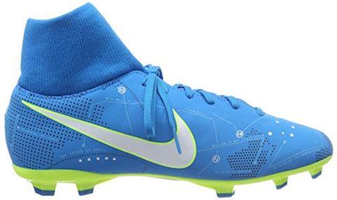 Nike Jr. Mercurial Victory VI Dynamic Fit Neymar Older Kids'Firm-Ground Football Boot - Blue Orbit Image 6