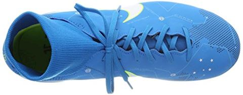 Nike Jr. Mercurial Victory VI Dynamic Fit Neymar Older Kids'Firm-Ground Football Boot - Blue Orbit Image 7