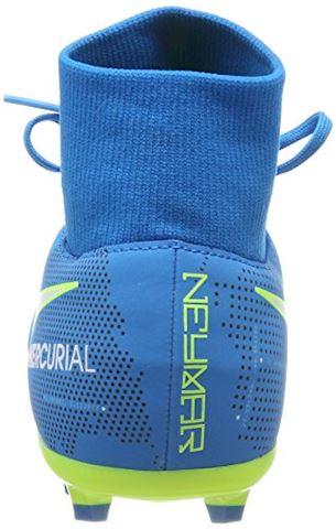 Nike Jr. Mercurial Victory VI Dynamic Fit Neymar Older Kids'Firm-Ground Football Boot - Blue Orbit Image 9
