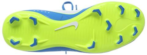 Nike Jr. Mercurial Victory VI Dynamic Fit Neymar Older Kids'Firm-Ground Football Boot - Blue Orbit Image 10