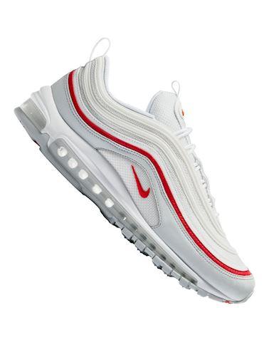 Nike Air Max 97 White Red   AR5531 002