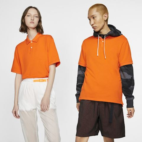 52777e8b The Nike Polo Unisex Slim Fit Polo - Orange | BV0480-820 | FOOTY.COM