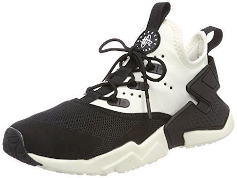 eacb34e4fac9 Nike Huarache Run Drift Older Kids  Shoe - Black Image