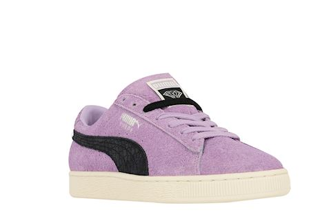 PUMA x DIAMOND Suede Trainers Image 3
