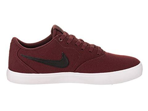 Nike SB Check Solarsoft Canvas Men's Skateboarding Shoe - Red Image 14