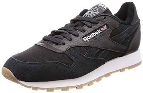 Reebok Men's ShoestrainersIn Black Classic Essentiel Leather QsBthxdCr