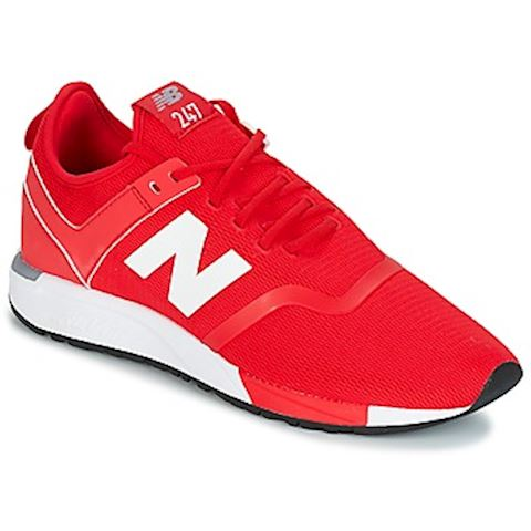 New Balance  MRL247  men's Shoes (Trainers) in Red Image