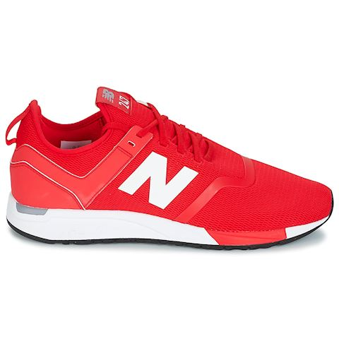 New Balance  MRL247  men's Shoes (Trainers) in Red Image 2