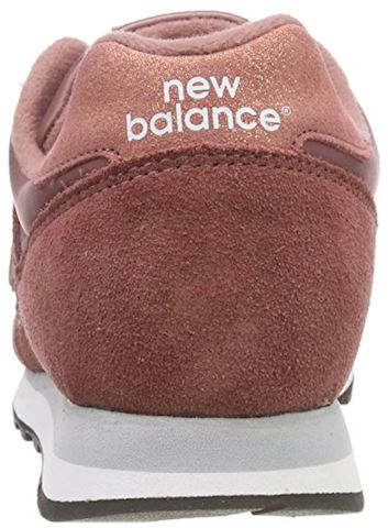 New Balance  WL373  women's Shoes (Trainers) in Pink