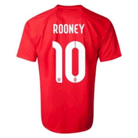Nike England Kids SS Away Shirt 2014 Image 3