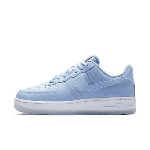 size 40 11e1f acbe6 Nike Air Force 1' 07 Essential Women's Shoe - Blue