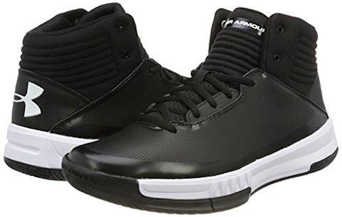 Under Armour Men's UA Lockdown 2 Basketball Shoes Image 5