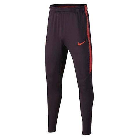 Nike A.S. Roma Dri-FIT Squad Older Kids'Football Pants - Red Image