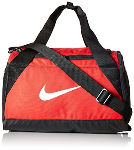 Nike Brasilia (Extra Small) Training Duffel Bag - Red Image