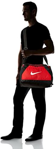Nike Brasilia (Extra Small) Training Duffel Bag - Red Image 5