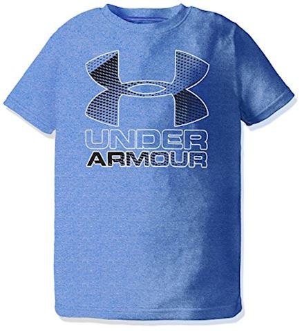 Under Armour Boys' UA Hybrid Big Logo T-Shirt Image