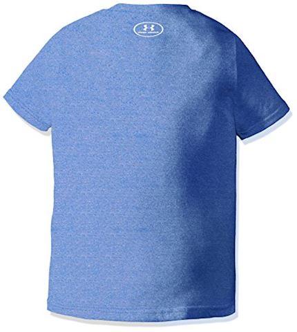 Under Armour Boys' UA Hybrid Big Logo T-Shirt Image 2