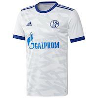67e18afb9d0 adidas Schalke 04 Mens SS Away Shirt 2017 18