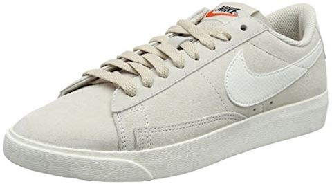 Nike Blazer Low Women's Shoe - Cream Image