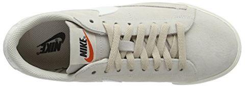 Nike Blazer Low Women's Shoe - Cream Image 7
