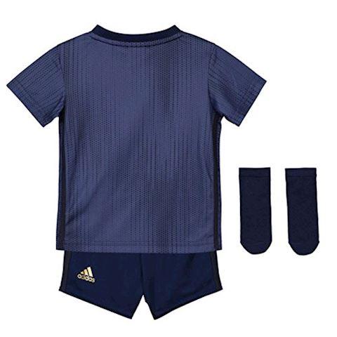 adidas Manchester United Baby SS Third Mini Kit 2018/19 Image 2
