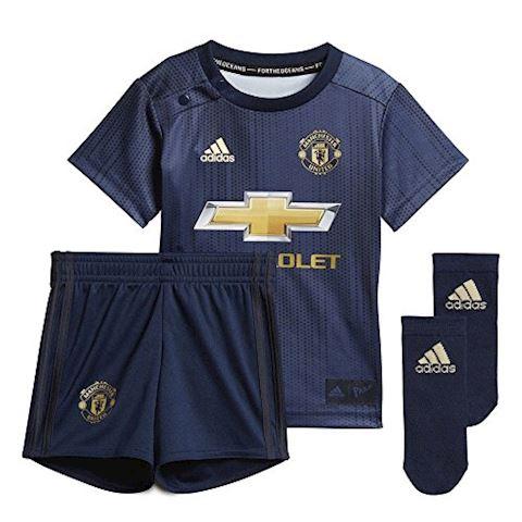 adidas Manchester United Baby SS Third Mini Kit 2018/19 Image 3