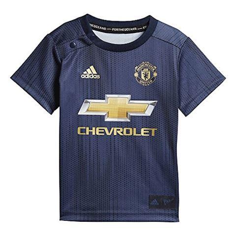 adidas Manchester United Baby SS Third Mini Kit 2018/19 Image 4