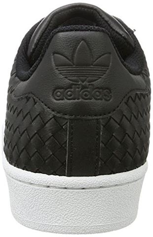 adidas Superstar Woven Leather - Men Shoes Image 2