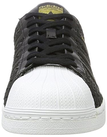 adidas Superstar Woven Leather - Men Shoes Image 4