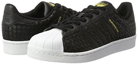 adidas Superstar Woven Leather - Men Shoes Image 5