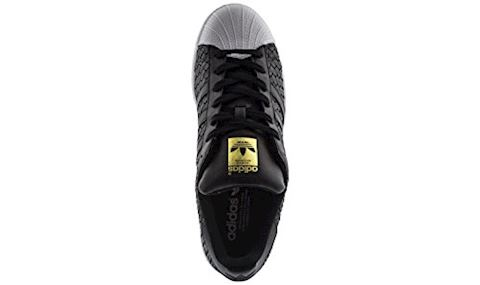 adidas Superstar Woven Leather - Men Shoes Image 7