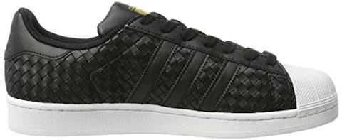 adidas Superstar Woven Leather - Men Shoes Image 8